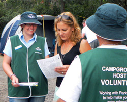 Campground Volunteer